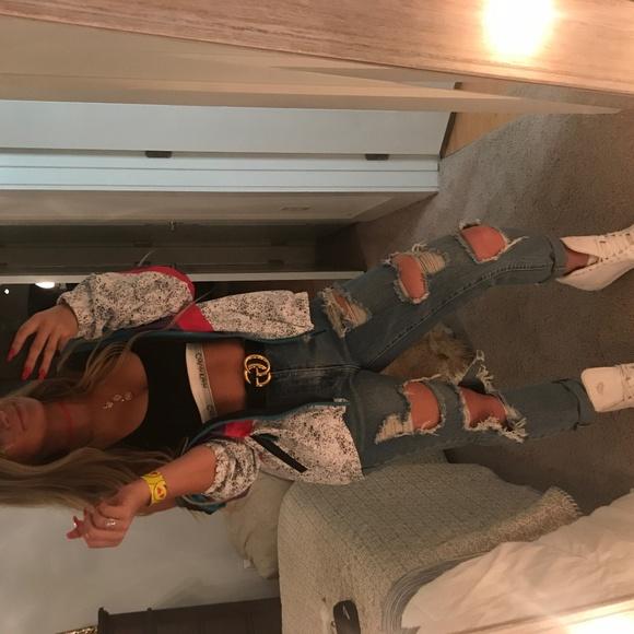 PrettyLittleThing Denim - 90s Boyfriend Jean - Pretty Little Thing - Size 27